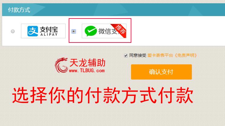 天龙辅助购买地址 - 支持支付宝、微信扫码付款  第5张