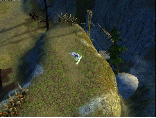 截图必知天龙八部修改游戏内视角教程  第2张