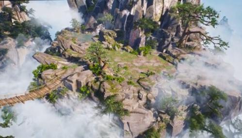《新天龙八部》十三周年放大招,画质与CG看齐  第2张